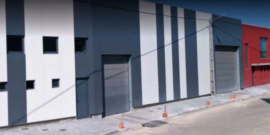 Atuais instalações da Mavicer